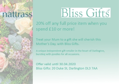 The Bliss Gifts